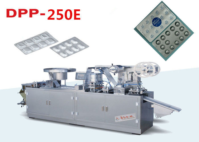 Automatic Pharmaceutical Packaging Equipment Aluminum Foil Blister Pack Machine