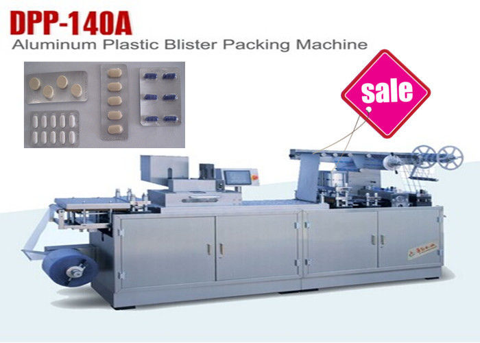 Durable Blister Packaging Machine Pharmaceutical Industry In Small Batches Products