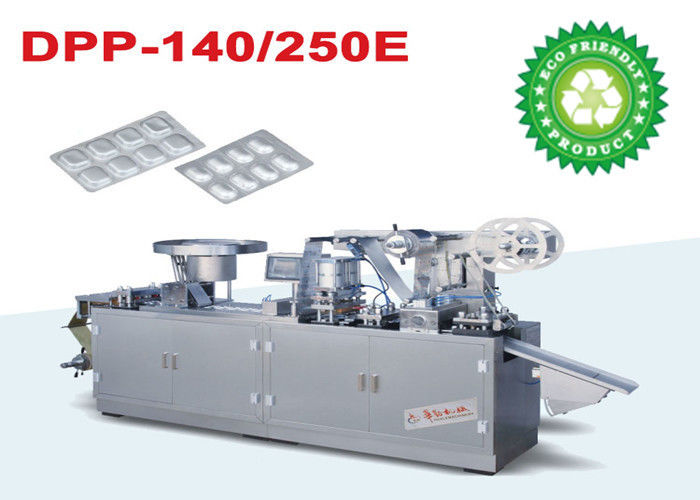 High Sealable Cold Aluminum Foil Pharmaceutical Packaging Machinery Automatic